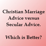 christian marriage advice