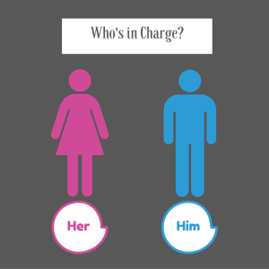 who's in charge of your marriage