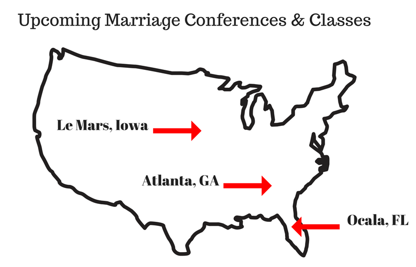 Upcoming Marriage Events