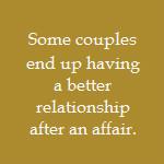 after an affair
