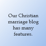 christian marriage blog