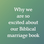 biblical marriage book