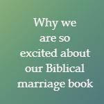 biblical marriage book