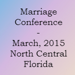 christian marriage conference florida march 2015