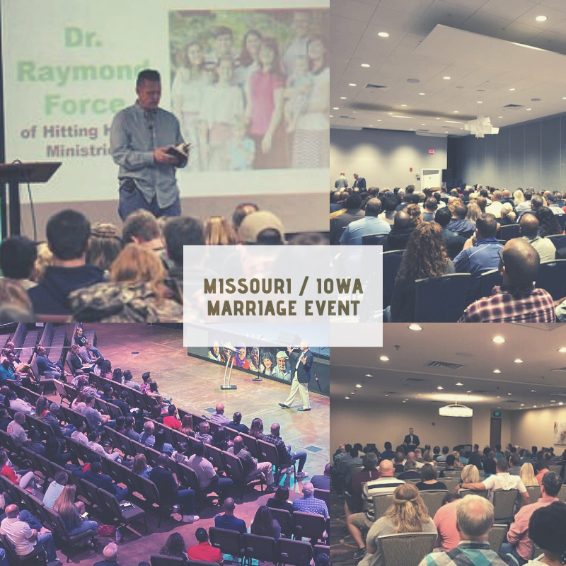 Missouri / Iowa Marriage Conference